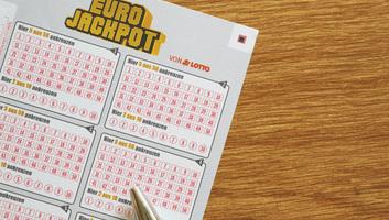 Csehországban adták fel a több mint 55 millió eurót érő Eurojackpot-szelvényt - illusztráció