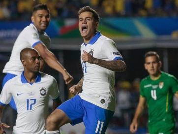 Copa América: Brazil siker a nyitányon - A cikkhez tartozó kép