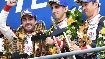 Autósport: Ismét Alonsóék nyerték a Le Mans-i 24 órás futamot - illusztráció