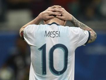 Copa América: Vereséggel kezdtek az argentinok - A cikkhez tartozó kép