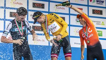 Tour de Hongrie: Neilands a végső győztes - illusztráció