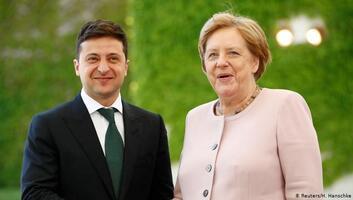 Merkel: Az Oroszország elleni szankciók feloldásához előre kell lépni a kelet-ukrajnai válság rendezésében - illusztráció