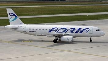 Csődközeli helyzetben van a szlovén Adria Airways légitársaság - illusztráció