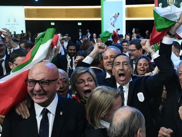 Téli olimpia: Olaszország rendezi a 2026-os játékokat - A cikkhez tartozó kép