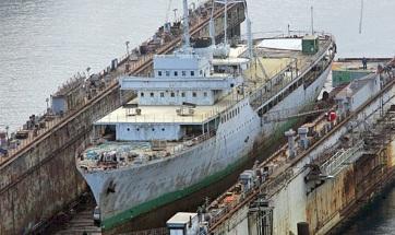 Nem sikerült felújítani Tito legendás luxushajóját - A cikkhez tartozó kép