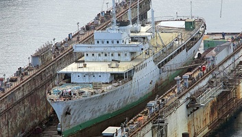 Nem sikerült felújítani Tito legendás luxushajóját - illusztráció
