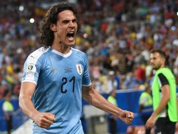 Copa América: Uruguay csoportelsőként jutott tovább - A cikkhez tartozó kép