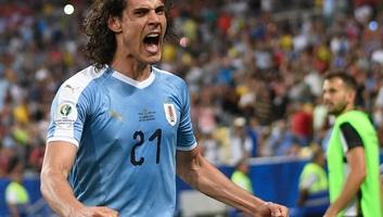 Copa América: Uruguay csoportelsőként jutott tovább - illusztráció