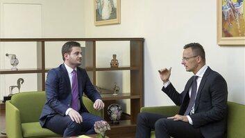 Szijjártó: Magyarország az egyik legfontosabb uniós politikának tartja a bővítést - illusztráció