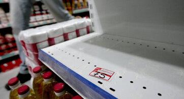 Feszült a helyzet Észak-Koszovóban: Nincs tej, de a kenyér is fogyóban - A cikkhez tartozó kép