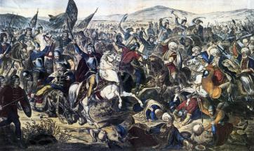 Az első rigómezei csatát 630 éve vívták - A cikkhez tartozó kép