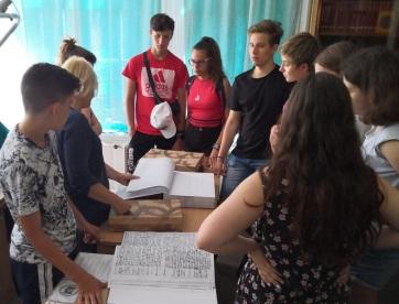 Zenta: Ifjúsági tábor a megőrzött történelmi értékeink jegyében - A cikkhez tartozó kép