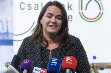 Novák Katalin: A családvédelmi akcióterv minden elemére lesz elég forrás - A cikkhez tartozó kép