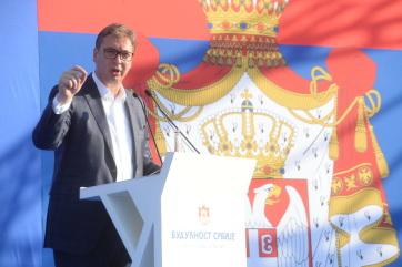 Vučić: Ha békén hagytak volna, már megállapodunk az albánokkal - A cikkhez tartozó kép