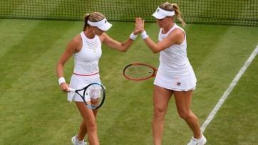 Tenisz: Babos és Mladenovic elődöntős Wimbledonban - A cikkhez tartozó kép