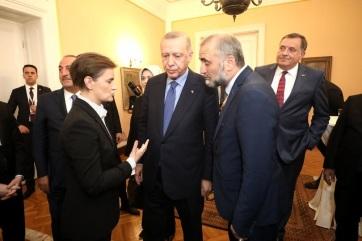 A török elnök a Szerbia, Bosznia és Horvátország közötti párbeszéd újjáélesztését szorgalmazta Szarajevóban - A cikkhez tartozó kép