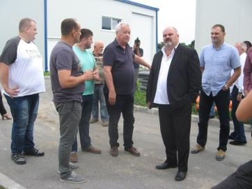 Nagybecskerek: Újabb látogatás a vízgyáraban - A cikkhez tartozó kép
