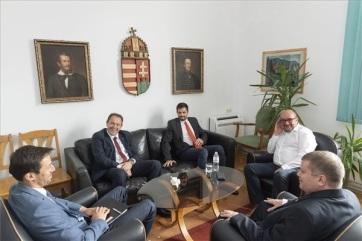 Magyar Levente: Töretlenül hisszük, hogy a kárpátaljai magyarságnak van jövője - A cikkhez tartozó kép
