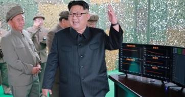 Alkotmánymódosítással névleges államfővé nevezték ki Kim Dzsong Unt Észak-Koreában - A cikkhez tartozó kép