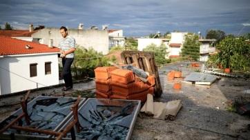 Több turista is meghalt a Görögországot sújtó jégesők és szélviharok miatt - A cikkhez tartozó kép