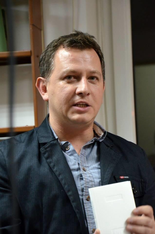 Virág Gábor, a Forum igazgatója