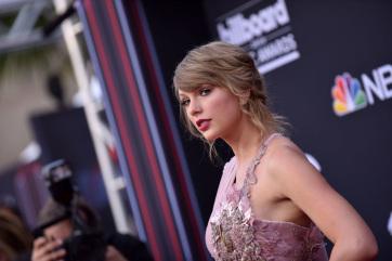 Taylor Swift a legtöbbet kereső híresség a Forbes listáján - A cikkhez tartozó kép