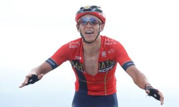 Tour de France: Teuns nyerte a szakaszt, Ciccone a sárga trikós - A cikkhez tartozó kép