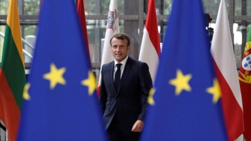 Öt üzenettel érkezik Macron Belgrádba - A cikkhez tartozó kép