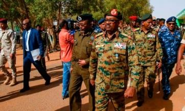 Erőszakos hatalomátvételt hiúsított meg a szudáni katonai vezetés - A cikkhez tartozó kép