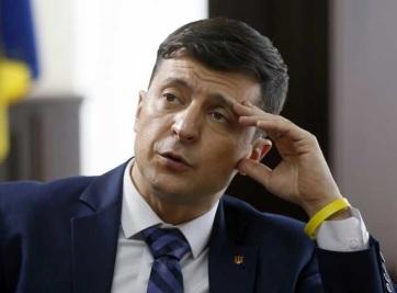 Zelenszkij átvilágíttatna minden, Porosenko elnöksége alatt kinevezett és választott tisztségviselőt - A cikkhez tartozó kép