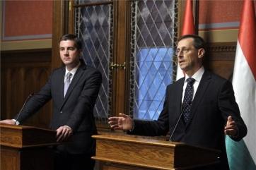 Varga Mihály: A 2020-as költségvetés a családokról és a gazdasági eredmények megvédéséről szól - A cikkhez tartozó kép