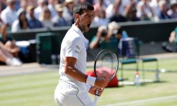 Wimbledon: Đoković hatodszor döntős - A cikkhez tartozó kép