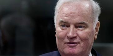 Ratko Mladićot a fogdából a hágai kórházba szállították - A cikkhez tartozó kép