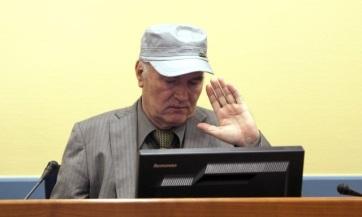 Ratko Mladićot visszaszállították a kórházból a fogdába - A cikkhez tartozó kép