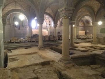Megtalálták Orseolo Péter sírját, de csontok nélkül - A cikkhez tartozó kép