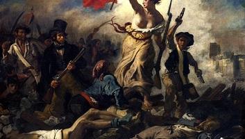 A francia forradalom 230 éve kezdődött - illusztráció