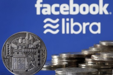 A Facebook virtuális devizája is téma lesz a G7-ek találkozóján - A cikkhez tartozó kép