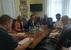 Megbeszélés az önkormányzat vezetőivel - miniatűr változat