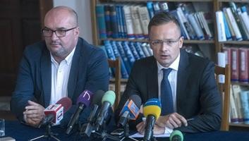 Szijjártó: A magyar-ukrán kapcsolatok jelentős javulásában vagyunk érdekeltek - illusztráció