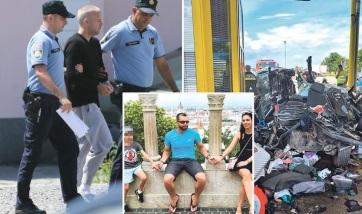 Többféle kábítószert is fogyasztott a horvátországi balesetet okozó sofőr - A cikkhez tartozó kép