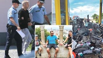 Többféle kábítószert is fogyasztott a horvátországi balesetet okozó sofőr - illusztráció