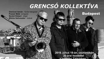 A temerini Tájházban koncertezik a budapesti Grencsó Kollektíva - illusztráció