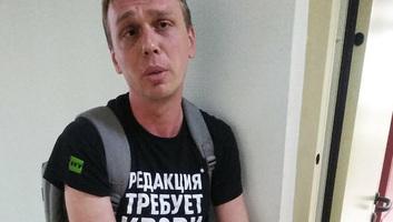 Elbocsátottak négy moszkvai rendőrt egy tényfeltáró újságíró alaptalan megvádolása miatt - illusztráció