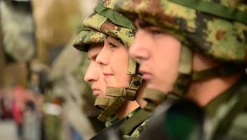Szerbia jövőre bevezetheti a kötelező sorkatonai szolgálatot - illusztráció