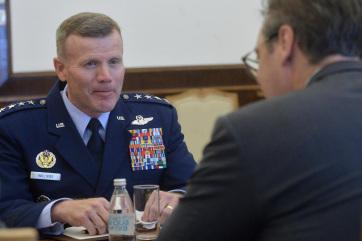Vučić és Wolters: A szerb hadsereg és a KFOR közötti jó kommunikáció a stabilitás kulcsa - A cikkhez tartozó kép