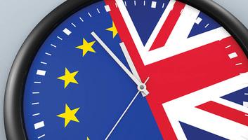 Brexit: A brit költségvetési hivatal szerint recessziót okozna a rendezetlen kilépés - illusztráció
