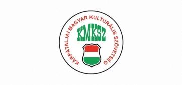 A magyar nemzeti színek használata miatt indított büntetőeljárást a KMKSZ ellen az ukrán biztonsági szolgálat - A cikkhez tartozó kép