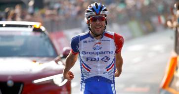 Tour de France: Pinot nyerte a 14. szakaszt, nőtt Alaphilippe előnye - A cikkhez tartozó kép