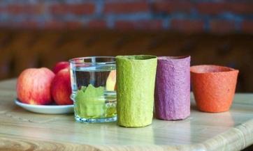 Almából fejlesztettek egyszer használatos edényeket orosz kutatók - A cikkhez tartozó kép