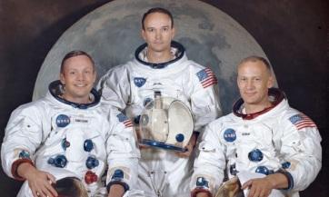 Az első ember 50 éve lépett a Holdra - A cikkhez tartozó kép